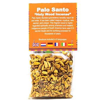 Palo Santo sacred wood chips -- 20 gr