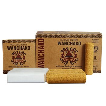 Palo Santo incense sticks pack of 8 x 16gr