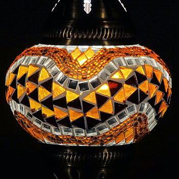 K244 Kupa brun/orange