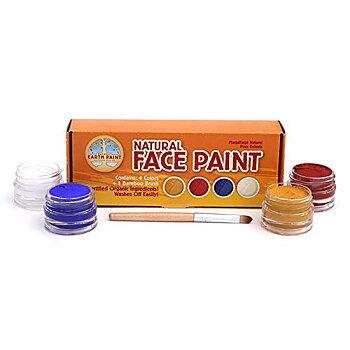 Ekologiska ansiktsfärger (4st)