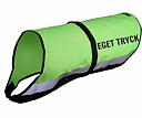 Reflexväst Neongrön med eget tryck (valfritt)