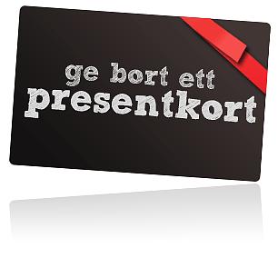 Presentkort 500:-