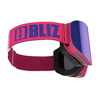 Bliz Flow Goggles Pink