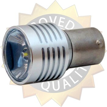BA15S|1156 LED Backlampa 10W