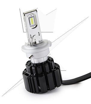 2-Pakke Ekstralys NBB225 | Premium LED