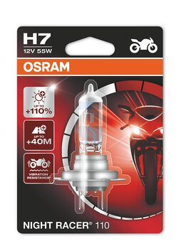 OSRAM Night Racer 110 | H7