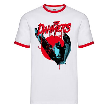 THE DAHMERS - T-SHIRT, BLOOD BAT