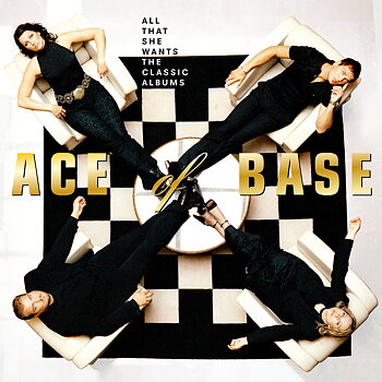 ACE OF BASE - ALL THAT SHE WANTS 4 LP VINYL BOX