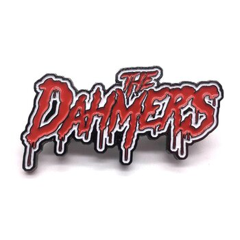 THE DAHMERS - METAL PIN, LOGO
