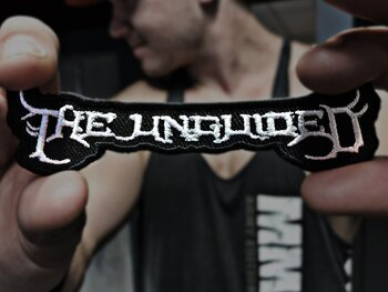 THE UNGUIDED - PATCH, LOGO