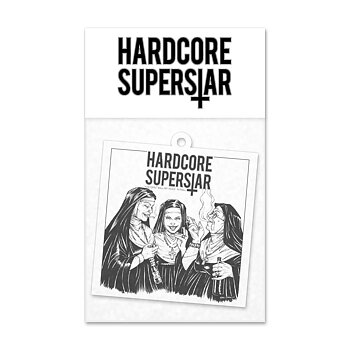 HARDCORE SUPERSTAR - AIR FRESHENER, YCKMRNR