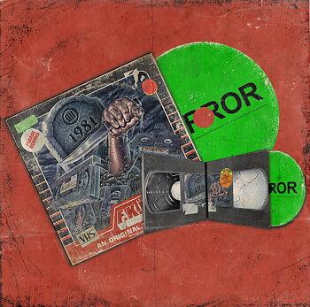 F.K.Ü - 1981 LIMITED DIGIPACK (CD)