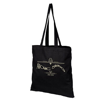 ATOMIC SWING - TOTE BAG, LOGO