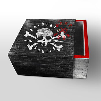 BACKYARD BABIES - FOUR BY FOUR, BOX SET