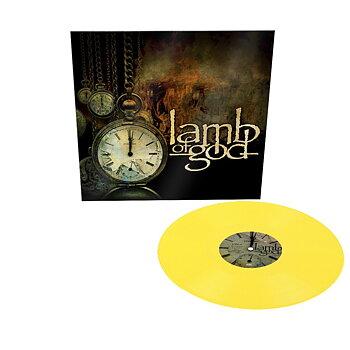 LAMB OF GOD - LAMB OF GOD (YELLOW VINYL LP)