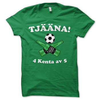 TJÄÄNA - T-SHIRT, SHEPPERDS BUSH
