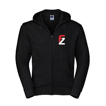 FZ Logo – Zip-hoodie