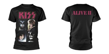 KISS - T-SHIRT, ALIVE II