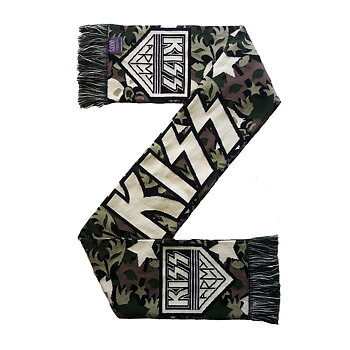 KISS - SCARF, ARMY