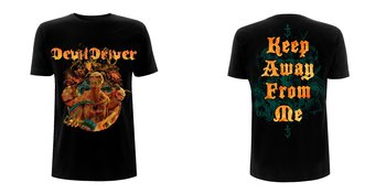 DEVILDRIVER - T-SHIRT, KEEP AWAY FROM ME
