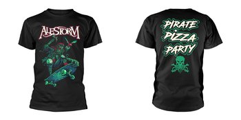 ALESTORM - T-SHIRT, PIRATE PIZZA PARTY