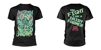 ALESTORM - T-SHIRT, YOU FIGHT LIKE A DAIRY FARMER