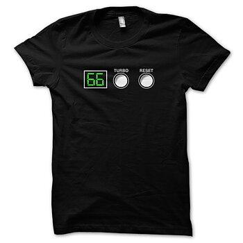 SweClockers Turbo Power – T-Shirt Herr