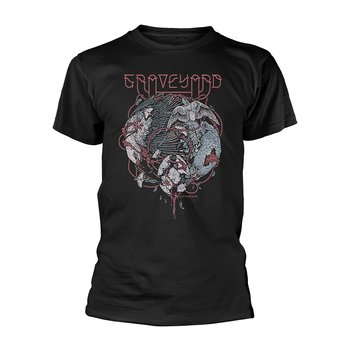 GRAVEYARD - T-SHIRT, BIRDS