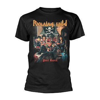 RUNNING WILD - T-SHIRT, PORT ROYAL