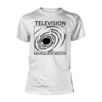 TELEVISION - T-SHIRT, MARQUEE MOON