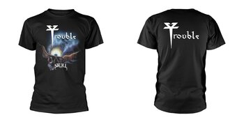 TROUBLE - T-SHIRT, THE SKULL