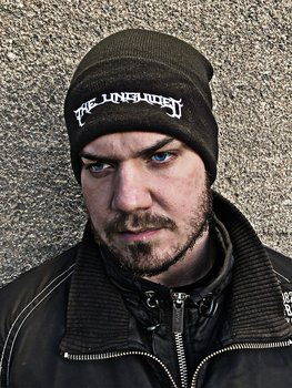THE UNGUIDED - WINTER HAT, LOGO