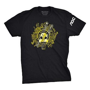 SweClockers 20 år Limited Edition – T-Shirt Herr