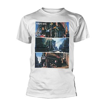 BEASTIE BOYS - T-SHIRT, STREET IMAGES