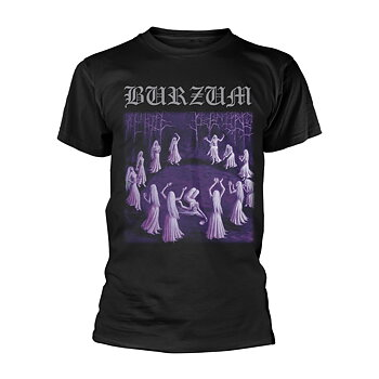 BURZUM - T-SHIRT, WITCHES DANCING