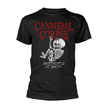 CANNIBAL CORPSE - T-SHIRT, BUTCHERED AT BIRTH BABY