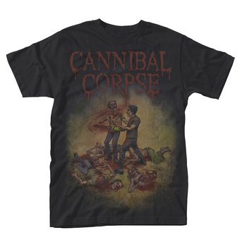 CANNIBAL CORPSE - T-SHIRT, CHAINSAW
