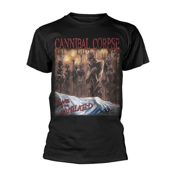 CANNIBAL CORPSE - T-SHIRT, TOMB OF THE MUTILATED