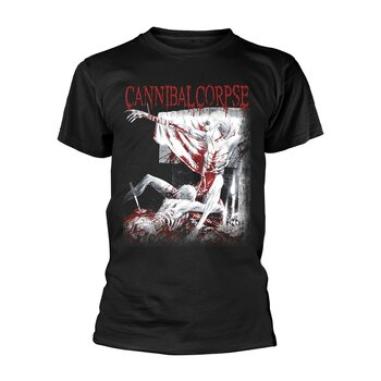 CANNIBAL CORPSE - T-SHIRT, TOMB OF THE MUTILATED (EXPLICIT)