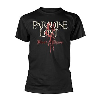 PARADISE LOST - T-SHIRT, BLOOD AND CHAOS