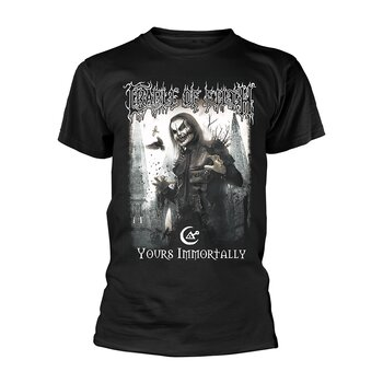 CRADLE OF FILTH - T-SHIRT, YOURS IMMORTALLY