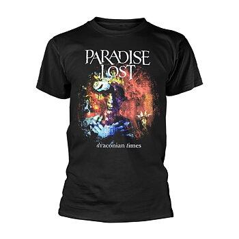PARADISE LOST - T-SHIRT, DRACONIAN TIMES (ALBUM)