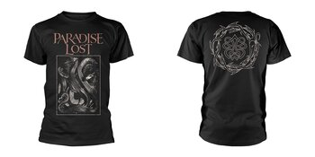 PARADISE LOST - T-SHIRT, SNAKE