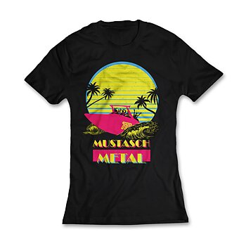 MUSTASCH - GIRLIE, MIAMI VICE