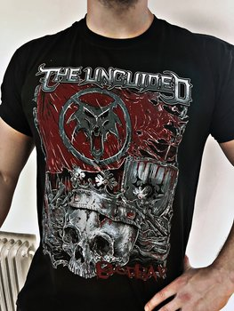 THE UNGUIDED - T-SHIRT, BLODBAD