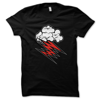 HELLACOPTERS - T-SHIRT, BLACK CLOUD -18