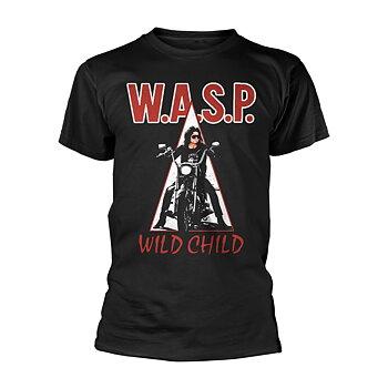 W.A.S.P. - T-SHIRT, WILD CHILD