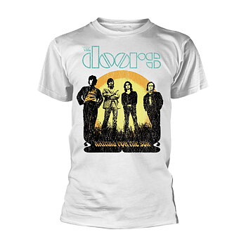 THE DOORS - T-SHIRT, WAITING FOR THE SUN