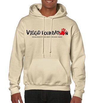 VIGGO FOUNDATION - HOODIE, BEIGE