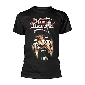 KING DIAMOND - T-SHIRT, PUPPET MASTER FACE